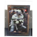 1990 Hi-Pro Mktg Emmitt Smith Rookie Card #34