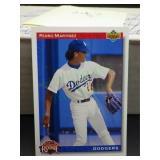 Pedro Martinez Rookie Card #18 1992 Upper Deck