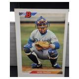 Mike Piazza Rookie Card # 461 Bowman Series