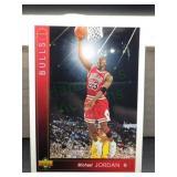 93-94 Upper Deck Michael Jordan Card #23