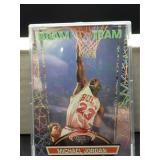 Michael Jordan Beam Team 92-93 Stadium Club Card