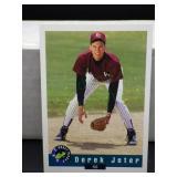 1992 Classic Draft Pick Derek Jeter Rookie Card