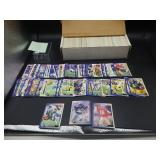 2 Boxes with 1991 Score Football Cards