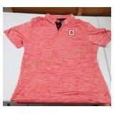 Ohio State Short Sleeve Polo Shirt
