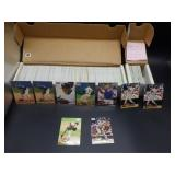 2 Boxes of 1993 Topps Stadium Club Cards