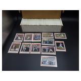 Complete Set 1 thru 660 1989 Fleer Card Set