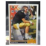 1991 Upper Deck Brett Favre Rookie #13
