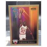 1990-91 Skybox Michael Jordan Card #41
