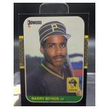 1987 Donruss Barry Bonds Rookie Card #361