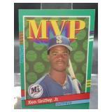 1990 Donruss Ken Griffey Jr Card MVP #392