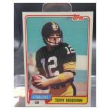 1981 Terry Bradshaw Topps Card #375
