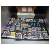 Box of Various Baseball Cards