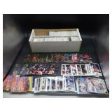 Large Box of with Various Classic Collection Cards