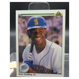 1990 Upper Deck Ken Griffey Jr Card #156