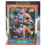 1986 Fleer Larry Bird Card #9 of 132