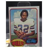 1976 O.J. Simpson Topps Card #300