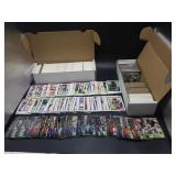 2 boxes of Various Series of Baseball Cards