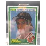 1989 Score Deion Sanders Rookie Card #246
