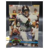 1991 Brett Farve Topps Stadium Club RC #94