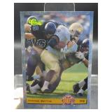 1993 Classic Games Jerome Bettis Rookie Card #10