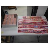 Large 4 column Box of 1992 Donruss Baseball Cards