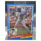1991 Donruss Ken Griffey Jr Card #49