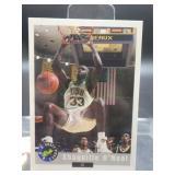 1992 Classic Draft Picks Shaquille O