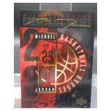 1994 Upper Deck Basketball Heroes Michael Jordan