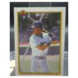 1990 Ken Griffey Jr Bowman Card #481