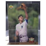1993 Derek Jeter Upper Deck Rookie Card #449