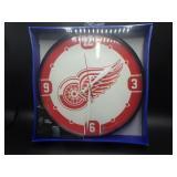 NIP Detroit Red Wings Round Wall Clock