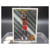 Fleer 93-94 Michael Jordan League Leader #224