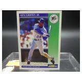 1992 Score Ken Griffey Jr Card #1