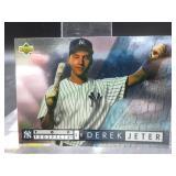 1994 Upper Deck Derek Jeter Top Prospect Card #550