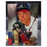 1993 Upper Deck SP Chipper Jones Card #280