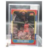 RARE 1986 Fleer Michael Jordan #57