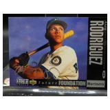Alex Rodriguez 1994 Collectors Choice Rookie Card