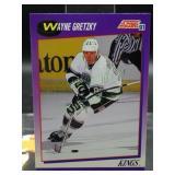1991 Score Wayne Gretzky Card #100