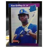 Ken Griffey Jr Rookie Card 1989 Donruss #33