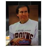 Rare Bill Belichick 1991 NFL Pro Set Card #115