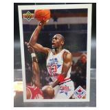 1991-92 Upper Deck Michael Jordan Card #48