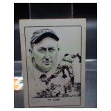 1950 Ty Cobb Callahan Baseball Card