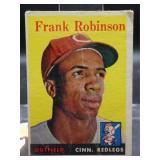 1958 Topps Frank Robinson Card #285
