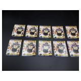 10 1990 NFL Pro Set Junior Seau Rookie Cards