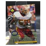 1994 Classic Pro-Line Signed Andre Collins Card