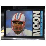 1985 Warren Moon Rookie Card #251