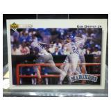 1992 Upper Deck Ken Griffey Jr Card #424