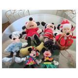 FInd Disney Minnie Stuff Dolls