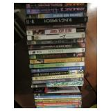 Lot #2 of DVDs