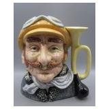 Royal Doulton Toby/Character Veteran Motorist Mug